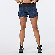 "Womens R-Gear Outpace Printed 5"" Lined Shorts"