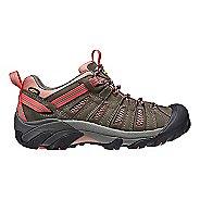 Womens Keen Voyageur Hiking Shoe - Raven Rose 8.5
