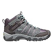 Womens Keen Oakridge Mid WP Hiking Shoe