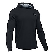 Mens Under Armour Waffle Popover Hoodie & Sweatshirts Technical Tops