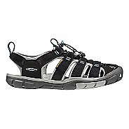 Womens Keen Clearwater CNX Sandals Shoe - Black/Radiance 10
