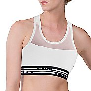 Womens Soybu Optima Sports Bras - White XS
