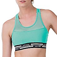 Womens Soybu Optima Sports Bras - Jade XS