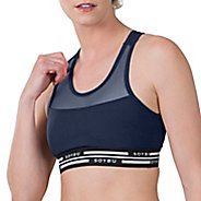 Womens Soybu Optima Sports Bras - Navy XS