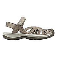 Womens Keen Rose Sandals Shoe - Aluminum/Grey 7.5