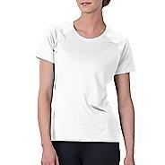 Womens Soybu Endurance SS Tee Short Sleeve Technical Tops - White L