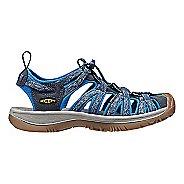 Womens Keen Whisper Sandals Shoe - Navy 5