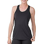 Womens Soybu Victory Sleeveless & Tank Technical Tops - Black XL
