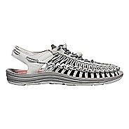 Mens Keen Uneek Casual Shoe - Star White 10