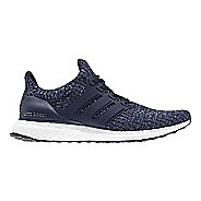Mens adidas Ultra Boost Running Shoe - Ink/Carbon 9