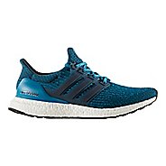 Mens adidas Ultra Boost Running Shoe - Petrol Night 12