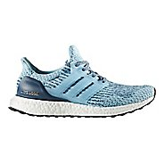 Womens adidas Ultra Boost Running Shoe - Icy Blue 9.5
