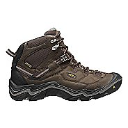 Mens Keen Durand Mid WP Hiking Shoe - Cascade Brown 13