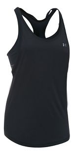 Womens Under Armour Heatgear 2-in-1 Sleeveless & Tank Technical Tops