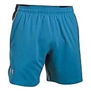 "Mens Under Armour Coolswitch Run 7"" Unlined Shorts"