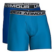 Mens Under Armour Original Series BoxerJock 2 pack Underwear Bottoms