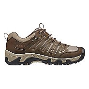 Mens Keen Oakridge WP Hiking Shoe - Cascade/Brindle 10