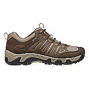 Mens Keen Oakridge WP Hiking Shoe - Cascade/Brindle 12