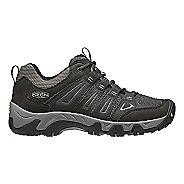 Mens Keen Oakridge Hiking Shoe - Black 10.5