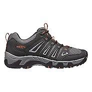 Mens Keen Oakridge Hiking Shoe - Raven/Ochre 7