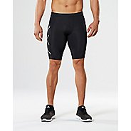 Mens 2XU TR2 Compression Fitted Shorts