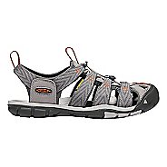 Mens Keen Clearwater CNX Sandals Shoe - Medium Grey 11.5