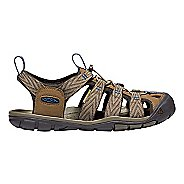 Mens Keen Clearwater CNX Sandals Shoe - Dark Green 11.5