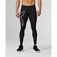 Mens 2XU TR2 Compression Tights and Leggings Pants