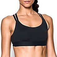 Womens Under Armour Eclipse Low Sports Bra - Black L