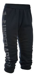 Womens Under Armour Favorite Fleece Capris Pants