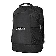2XU Speed Backpack Bags - Black/Black