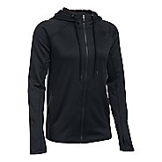 Womens Under Armour Lightweight Storm Fleece Full-Zip Hoodie & Sweatshirts Technical Tops