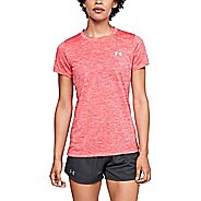 Womens Under Armour Short Sleeve Technical Tops
