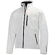 Mens Helly Hansen Crew Midlayer Cold Weather Jackets - Bright White L