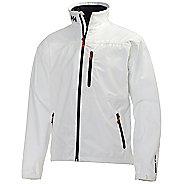 Mens Helly Hansen Crew Midlayer Cold Weather Jackets - Bright White XL