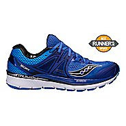 Mens Saucony Triumph ISO 3 Running Shoe - Blue/Silver 9