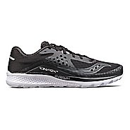 Mens Saucony Kinvara 8 Running Shoe - Black 8