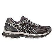 Mens ASICS GEL-Nimbus 19 Running Shoe - Grey/Silver 8