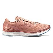 Mens Saucony Freedom ISO Running Shoe - Salmon 10.5