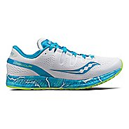 Womens Saucony Freedom ISO Running Shoe - Ocean Wave 9