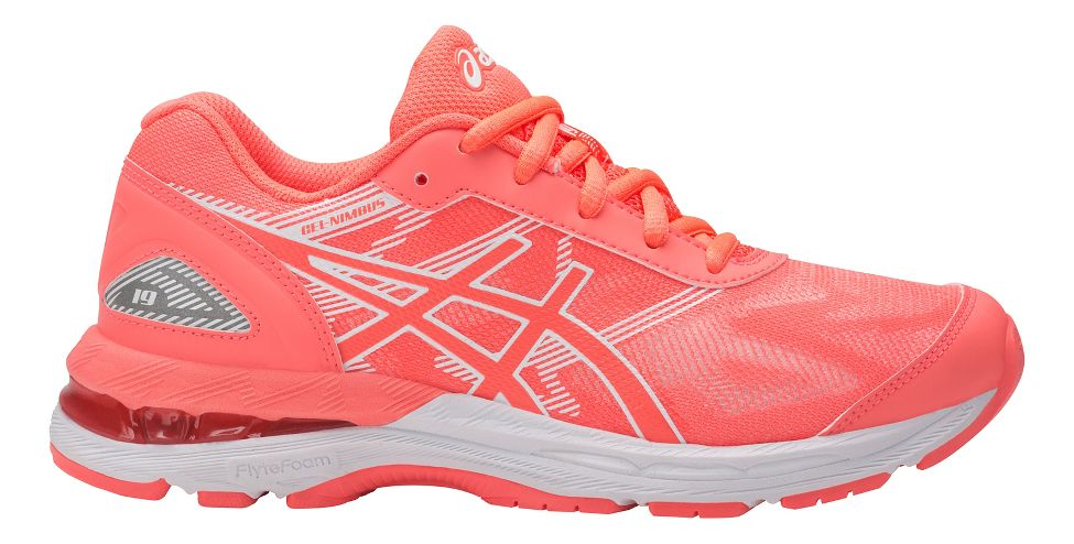 Asics Gel 19 Kids Running Shoe Nimbus R45AjL