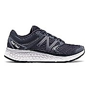 Womens New Balance Fresh Foam 1080v7 Running Shoe - Thunder/White 5