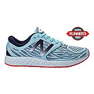 Womens New Balance Fresh Foam Zante v3 Running Shoe - Mint 10
