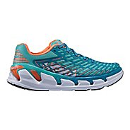 Womens Hoka One One Vanquish 3 Running Shoe - Blue/Coral 6