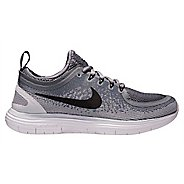 Womens Nike Free RN Distance 2 Running Shoe - Grey 6