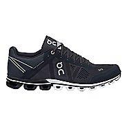 Mens On Cloudflow Running Shoe - Black/White 8