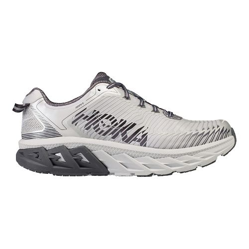Mens Hoka One One Arahi Running Shoe | Lunar Rock/grey Hoka One One Running Shoes From Road Runner Sports