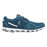 Mens On Cloud Monochrome Running Shoe - Storm 14