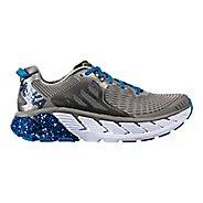 Mens Hoka One One Gaviota Running Shoe - Dove/Blue 9