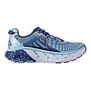 Womens Hoka One One Gaviota Running Shoe - Sky Blue/Surf 7